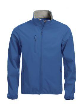 Basic Softshell Jacket Royal Blue