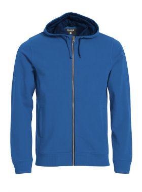 Classic Hoody Full Zip Royal Blue