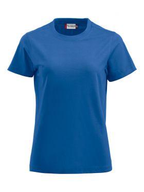 Premium T-Ladies Royal Blue