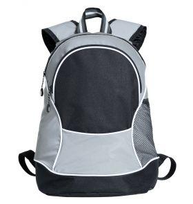 Basic Back pack Reflective Grå