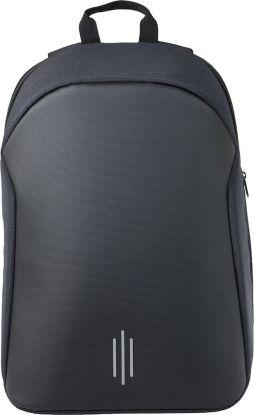 Anti-Theft Backpack Svart