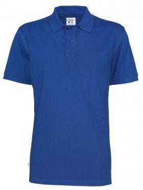 Pique Man Royal Blue