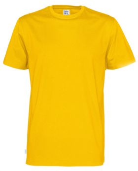T-shirt Man Yellow