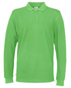 Pique LS Man Green