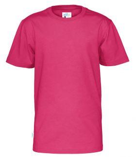 T-Shirt Kid Dark Cerise