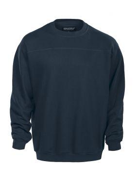 First Base Sweatshirt Navy Blue