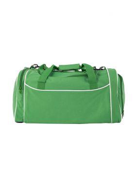Club Line Sportbag Green/White