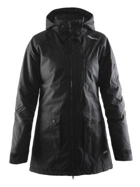Parker Jacket W Black
