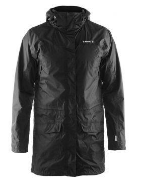 Parker Rain Jacket M Black