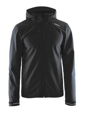 Light Softshell Jacket M Asphalt