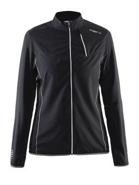 Mind Jacket W Black/White