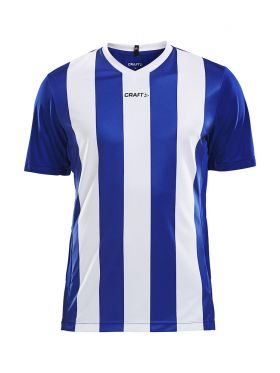 Progress Jersey Stripe M Club Cobolt