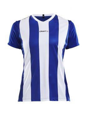 Progress Jersey Stripe W Club Cobolt