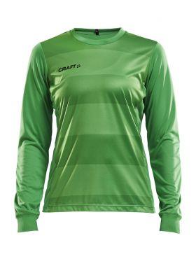 Progress GK LS Jersey W Craft Green