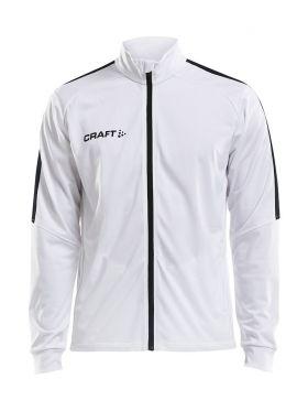 Progress Jacket M White