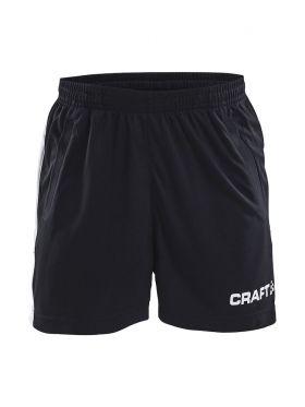 Progress Practise Shorts Jr Black/White