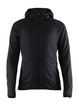 Emotion light padded jacket W Black