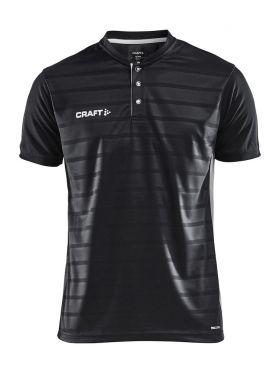 Pro Control Button Jersey M Black/White