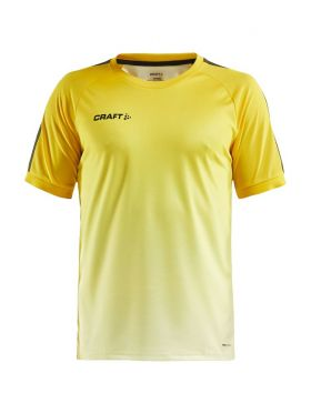 Pro Control Fade Jersey M Sweden Yellow/Black