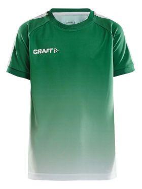 Pro Control Fade Jersey Jr Team Green/White