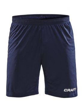 Pro Control Longer Shorts Contrast M Navy/White