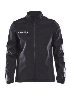 Pro Control Softshell Jacket M Black