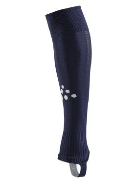 Pro Control Solid W-O Foot Socks Senior Navy