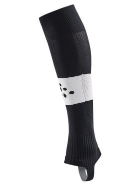 Pro Control Stripe W-O Foot Socks Senior