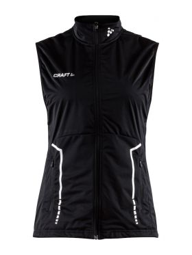 Club Vest W Black