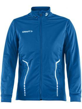 Warm Club Jacket Jr Sweden Blue