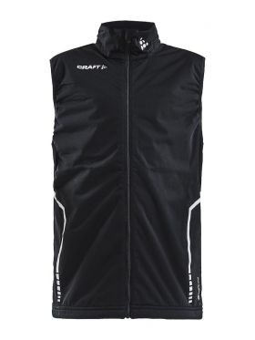 Club Vest Jr Black