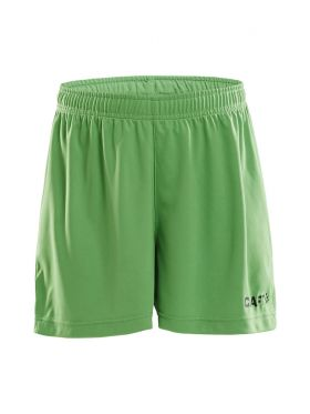 Squad GK Shorts Jr Craft Green