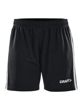 Pro Control Mesh Shorts W Black/White