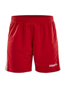 Pro Control Mesh Shorts Jr Bright Red/White