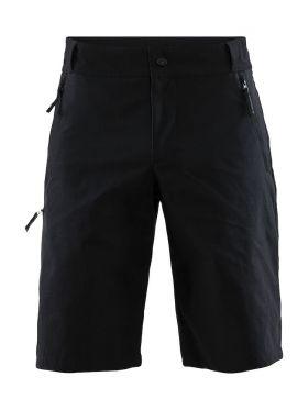 Casual Sports Shorts M Black