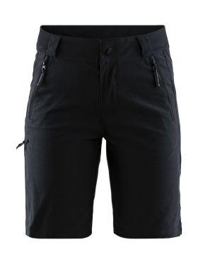 Casual Sports Shorts W Black