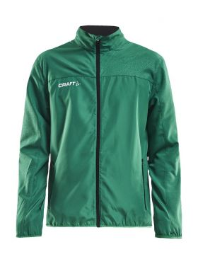 Rush Wind Jacket M Team Green