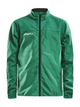 Rush Wind Jacket JR Team Green