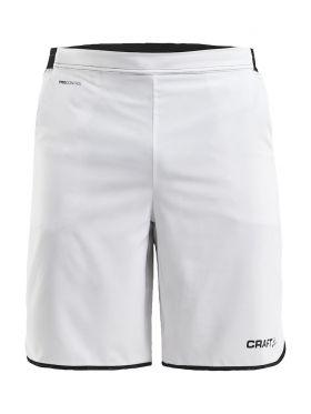 Pro Control Impact Shorts M White/Black