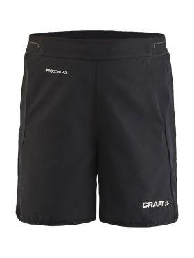 Pro Control Impact Shorts Jr Black