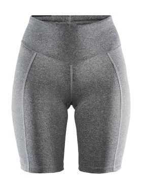 ADV Essence Short Tights W Dk Grey Melange