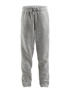 Community Sweatpants Jr Grey Melange