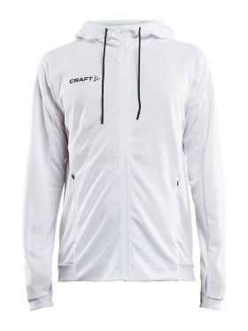 Evolve Hood Jacket M White