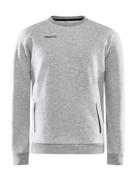 Core Soul Crew Sweatshirt M Grey Melange