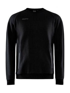 Core Soul Crew Sweatshirt M Black