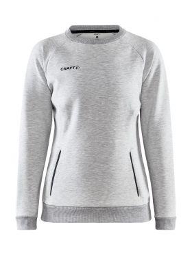 Core Soul Crew Sweatshirt W Grey Melange