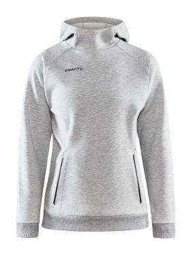 Core Soul Hood Sweatshirt W Grey Melange
