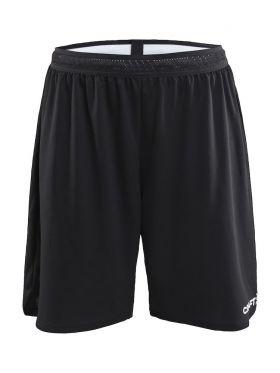 Progress Basket Shorts W Black