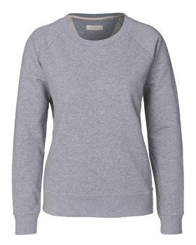 Womens Alfie Sweater Gråmelert