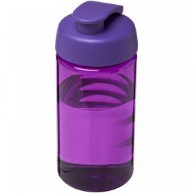 H2O Bop® 500 ml sportsflaske med flipp-lokk Lilla